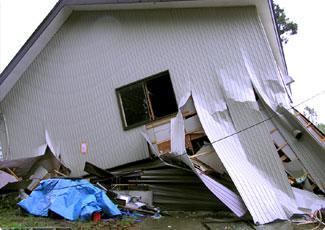 中越大震災・中越沖地震